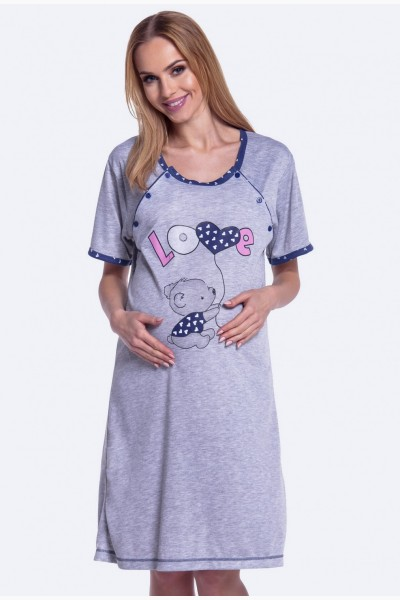 Maternity Nursing Nightdress