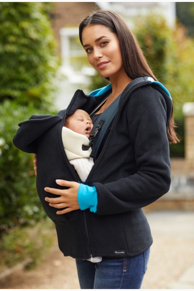 Maternity Hooded Baby Carrier