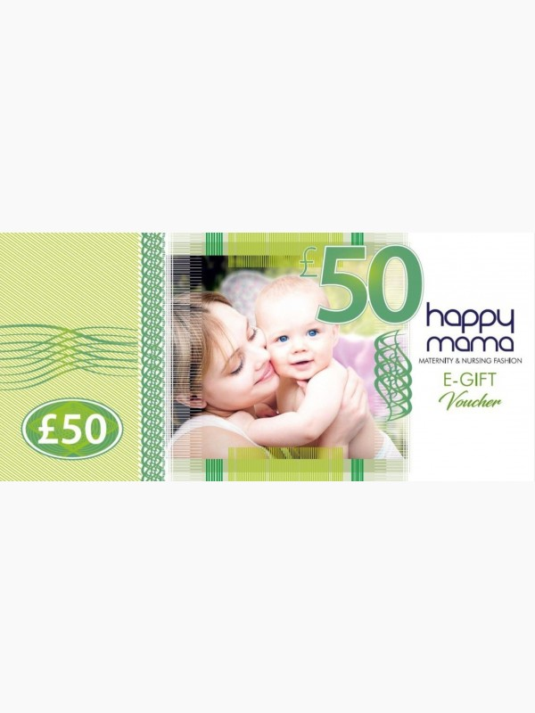 Happy Mama E-GIFT VOUCHER