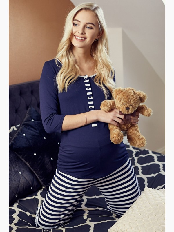 Maternity Nursing Pyjamas Set