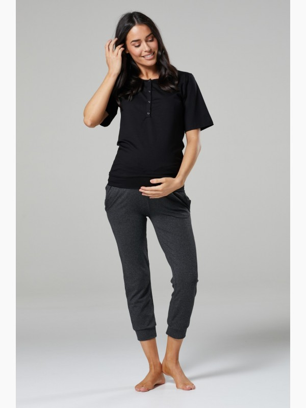 Matrnity Nursing Pyjama Set/ Loungewear